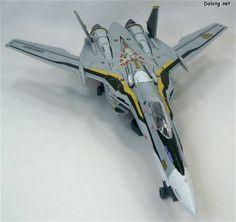 Macross F 1/72 VF-25S Messiah Valkyrie Ozuma Custom