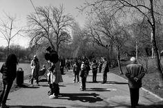 Iulia K.'s blog: People & Shadows Photo & Copyright: Iulia-Maria Kycyku Shadow Photos, Artistic Photography, Romania, Shadows, Monochrome, Street View, People, Blog, Art Photography