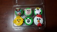 Cupcakes farm