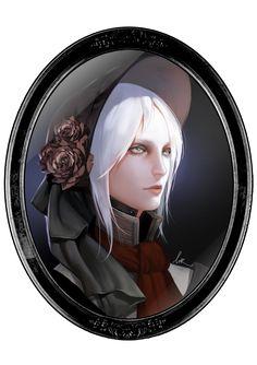 Bloodborne by LeesoraXXX.deviantart.com on @DeviantArt