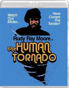 THE HUMAN TORNADO VINEGAR SYNDROME BLU-RAY