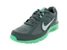 Amazon.com: Nike Air Max Defy Run Grey/Green Ladies Running Shoes: Shoes