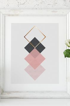 Printable in up to 20 frame sizes. Printable art is an easy and affordable way to update your space and stay on trend. Diy Art, Zen Room Decor, Inspiration Art, Copper Art, Extra Large Wall Art, Geometric Wall, Abstract Print, Decoration, Printable Wall Art