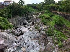 Jeju Yongyeon valley(제주 용연 계곡)