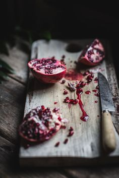 Olive Oil Tangerine Cake with Pomegranate Glaze — Adventures in Cooking