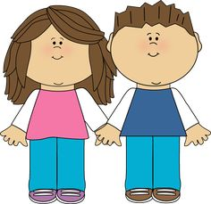 Brother And Sister Clipart