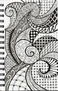 zen doodle inspiration