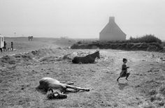 Josef Koudelka | France, Brittany, 1973