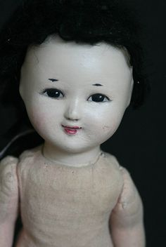 vintage chinese doll | Flickr - Photo Sharing!