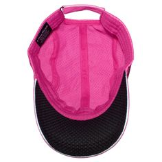 ccfb5ac745d Wicking Race Day Running Hat for Women by TrailHeads - Pink Punch Pink  Punch