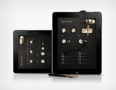 El look vintage de esta aplicación para iPad nos ha encantado