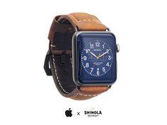 Shinola Apple Watch Face
