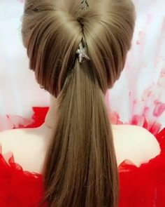 hair ombre bellevue, how to use a hair waver, bridal hair accessories flowers, atlanta hair braiding salons, how much do tape in hair ex… in 2019 Easy Hairstyles For Long Hair, Cute Hairstyles, Braided Hairstyles, Wedding Hairstyles, Hairstyle Ideas, Bob Hairstyle, Female Hairstyles, Amazing Hairstyles, Workout Hairstyles