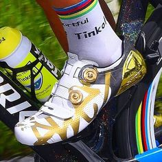 Peter Sagan has been rocking some serious bling at the Tour de Suisse