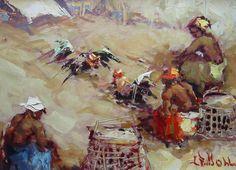 Indie on Paintings Bali Painting, Indonesian Art, Dutch Painters, Indie, Balinese, Scenery, Paintings, History, Canvases