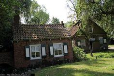 's-Heerenhoek, bakhuis bij boerderij in de Hollestellepolder