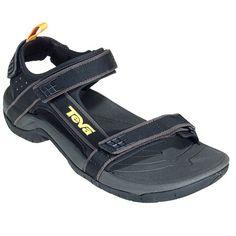 7c41682a2a24 Teva sandals men s black tanza sport sandals 4141 in Men Sandals