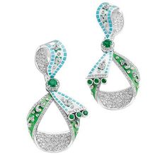 Summer In Provence Is An Amazing High Jewelry Collection by Fabergé