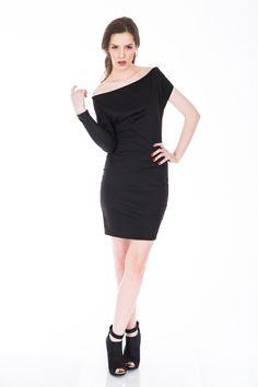 rochie spate decupat Fashion Addict, Black, Dresses, Vestidos, Black People, Dress, Gowns, Clothes, Gown