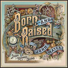 Hoje falamos do ótimo CD Born and Raised de John Mayer, uma das revelações do Rock/Blues americano.