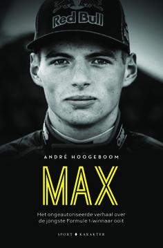 Het nieuwe boek over Max Verstappen