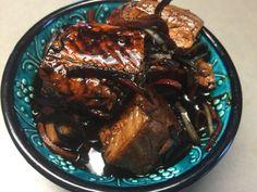 Patavahti: Viikonlopulta jäi savustettua lohta ja jalostimme ... Pork, Website, Kale Stir Fry, Pigs, Pork Chops