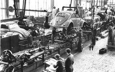 VW split factory floor