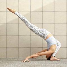 headstand variation | yoga