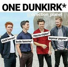 Omg. The funny thing is all these guys look like the rest of the band...haha. This is hilarious
