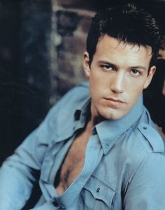 Ben Affleck | 18 Actors Who Have Posed For Seriously Cheesy Photos With Their Chest Exposed