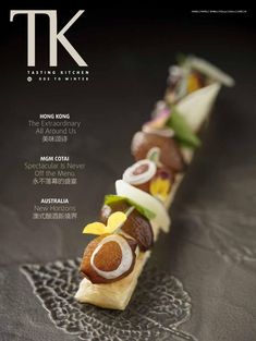 In this issue, we take a deep look into the creative process of one chef, Vicky Lau, founder of Tate Dining Room & Bar and of her recently opened Poem Patisserie.
