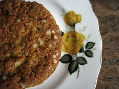 Gluten-Free Quinoa Anzac Biscuits from My Darling Lemon Thyme | onetakekate.com