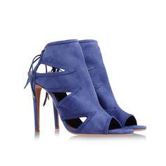 Olivia Palermo's Aquazzura heels