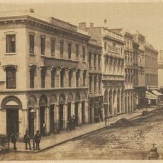 Check Out This Trove Of Gold Rush-Era San Francisco Photography: SFist