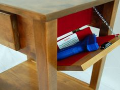 Nice I Want To Create Affordable, High Quality Hidden Compartment Furniture To  Protect Your Valuables. Gallery