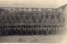 An early service battalion of the Loyal North Lancashire Regiment.  With thanks to Roger Morlidge.
