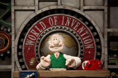 Wallace presents an episode of World of Invention