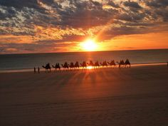 Lovely sunset Broome ❤️