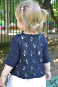 Best 12 Ravelry: Stiorra pattern by Ewelina Murach – SkillOfKing. Baby Cardigan, Baby Pullover, Knitting For Kids, Baby Knitting Patterns, Knit Vest Pattern, Knitted Baby Clothes, Crochet Coat, Bobe, Baby Sweaters