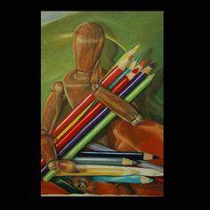 Colored Pencil art...love!