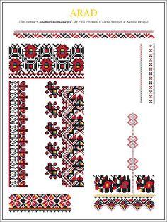 Semne Cusute: model de camasa din CRISANA, Arad