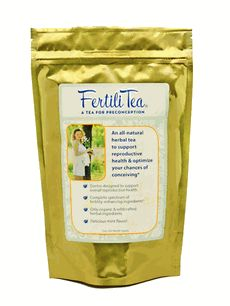 Giveaway for Package of FertiliTea--tea that aids in conceiving. =) Hurry! It ends 11:59 PM EST April 30, 2012