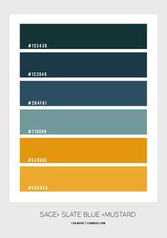 Office Color Schemes, Color Schemes Colour Palettes, Green Color Schemes, Room Color Schemes, Room Colors, Green Pallete, Green Colour Palette, Blue Colour Palette, Dark Blue Green