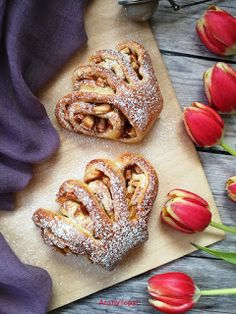 Ring Cake, Winter Food, Scones, Breads, French Toast, Apple, Cookies, Breakfast, Recipes