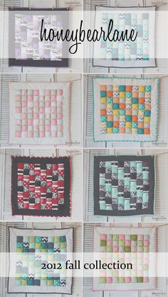 Adorable new puff quilts   Quilting  