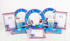 Robot Standard Party in the Box  $14.95 caters for 8 guests