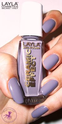 Ninja Polish: Layla - CE-50 Sweet Concrete, from the Ceramic Effect collection