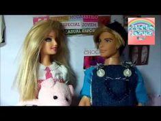 """Novela Barbie """"Amor em Confusão"""" - 3ª temp. - Cap. 6"""