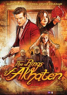 Doctor Who (Rings Of Akhaten) Television Poster Masterprint at AllPosters.com