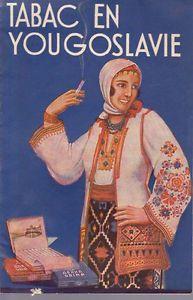 Tabac-en-Yougoslavie-LExposition-Internationale-Bruxelles-1935-Yugoslavia-